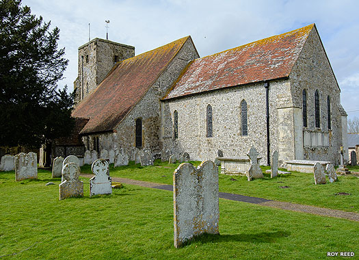 Church of St Michael, Amberley, West Sussex