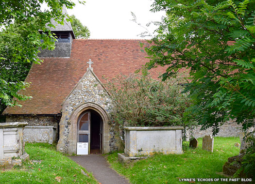 The Parish Church of St Mary the Virgin Apuldram, West Sussex