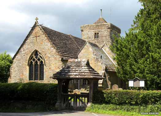 St Peter's Church, Ardingly, West Sussex