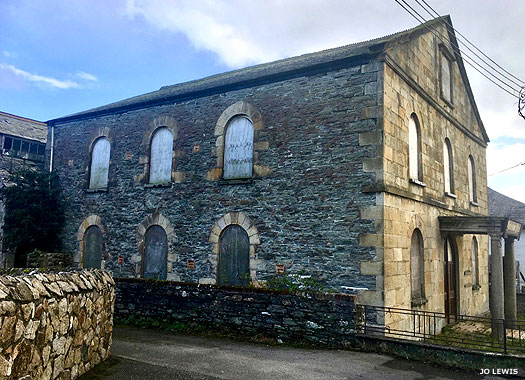Charlestown Wesleyan Methodist Chapel, Cornwall
