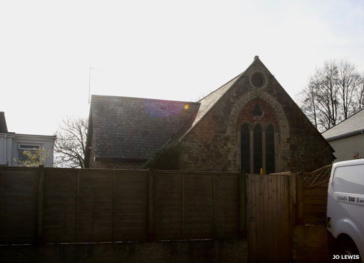 Grampound Road Mission Church, Cornwall