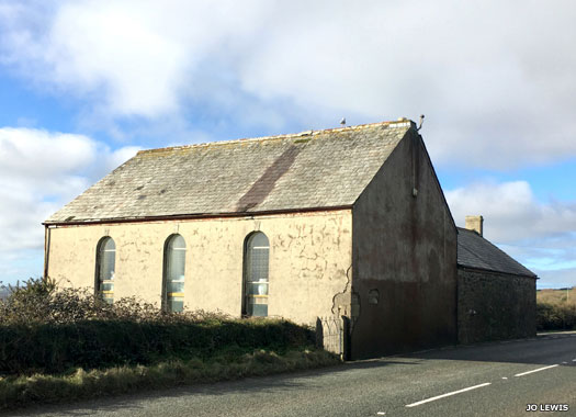 High Street Primitive Methodist Chapel, Cornwall