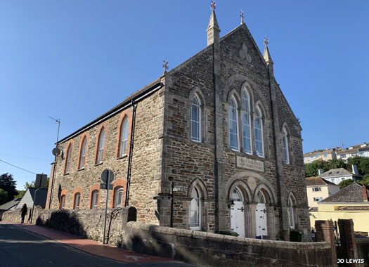 Mevagissey Bible Christian Chapel (Second Site), Cornwall
