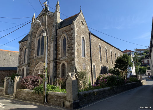 Mevagissey Congregational Chapel, Cornwall