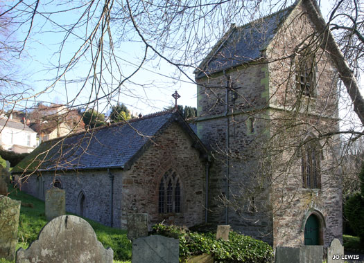 St Peter's Church, Mevagissey, Cornwall
