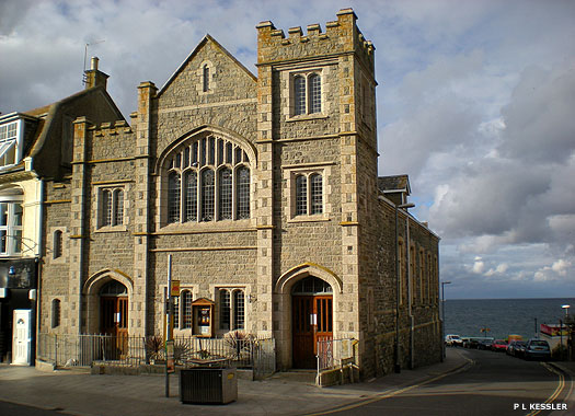 Newquay United Reformed Church, Cornwall
