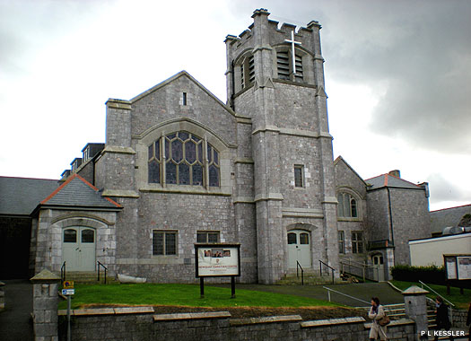 Newquay Christian Centre, Wesley Campus, Cornwall