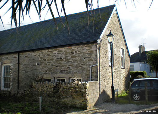 Newquay Reformed Baptist Church, Cornwall