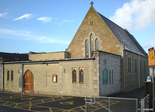 Catholic Church of the Most Holy Trinity, Newquay, Cornwall