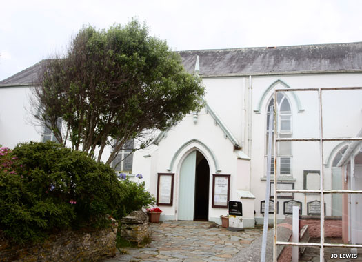 Portscatho Methodist Chapel