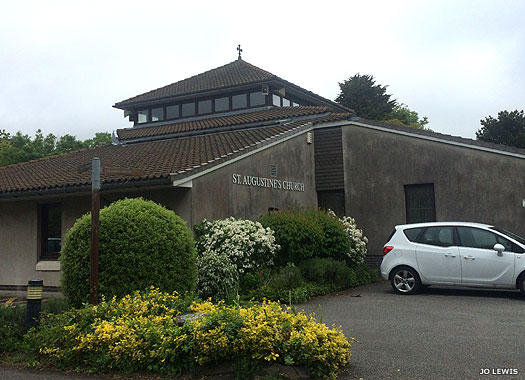 St Augustine Roman Catholic Church, St Austell, Cornwall