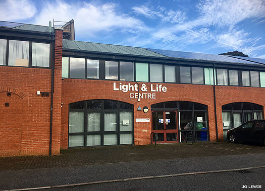 Light & Life Church, The Sidings, St Austell, Cornwall
