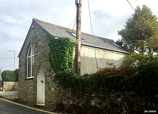 Biscovey Road Church Room, Biscovey, Cornwall