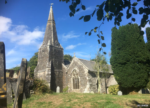 All Saints Church, Cornwall