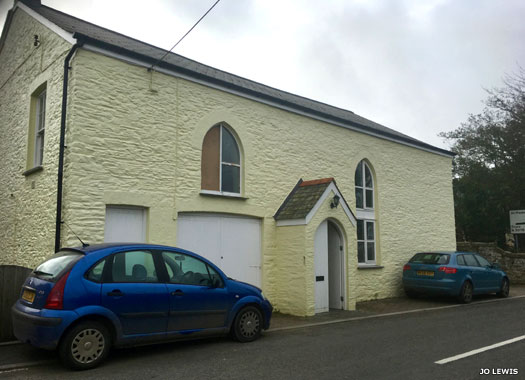 St Just (Wesleyan) Methodist Chapel