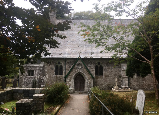 Treverbyn Parish Church of St Peter the Apostle, Cornwall