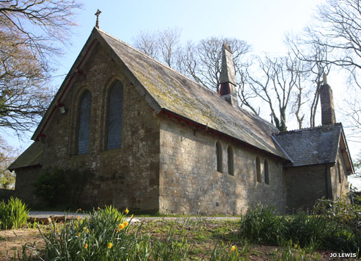 St Mark's Mission Church, Cornwall