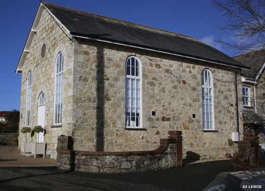 Trelowth United Methodist Chapel, Cornwall