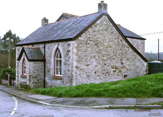 Tresillian Methodist Chapel