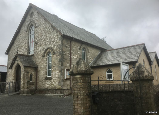 Trewoon Trinity Methodist, Cornwall