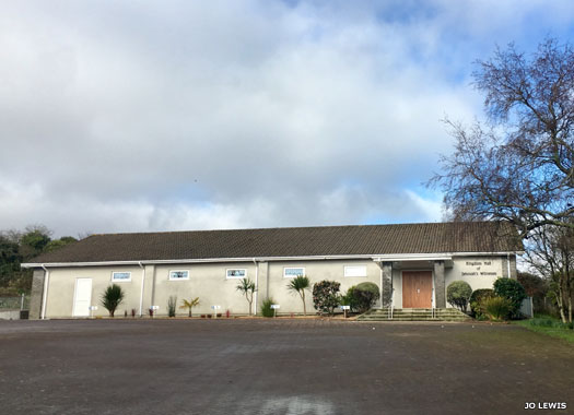 Trewoon Kingdom Hall, Cornwall