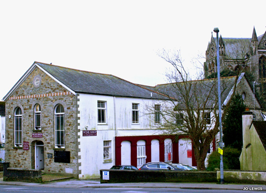 Bible Christian Chapel and St Clement's Methodist Chapel