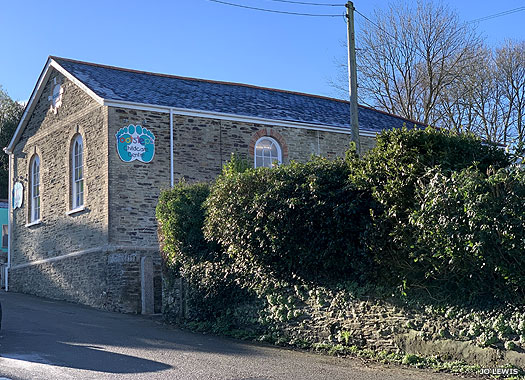 Tywardreath Sunday School, Cornwall