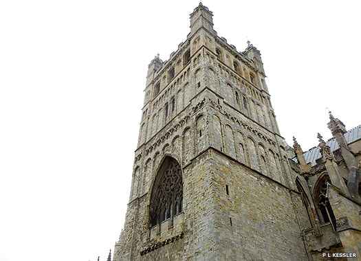 Exeter Cathedral of St Peter, Exeter, Devon