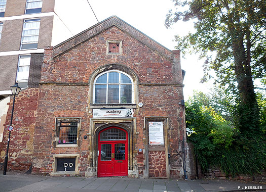 Victoria Chapel (Primitive Methodists), Exeter, Devon