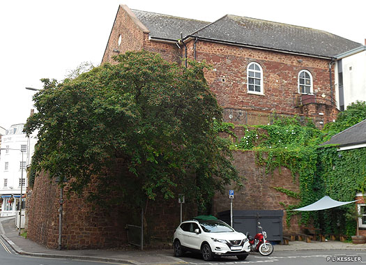 Castle Street Chapel, Exeter, Devon