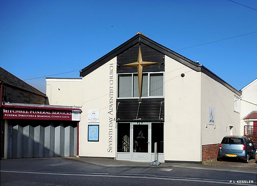 Exeter Seventh-Day Adventist Church, Sidwell, Exeter, Devon