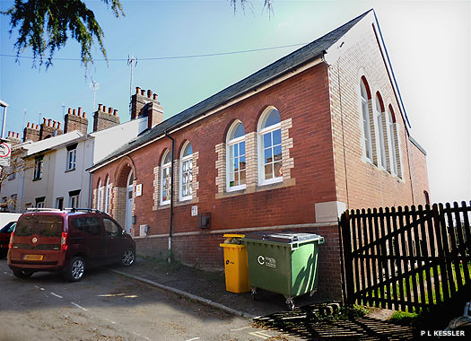 Hope Road Baptist Chapel, South Wonford, Exeter, Devon