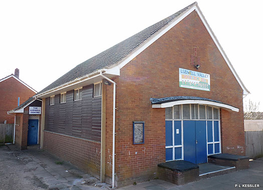 City Community Church (The Ludwell Centre), South Wonford, Exeter, Devon