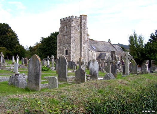 The Parish Church of St Gregory the Martyr, Seaton, Devon