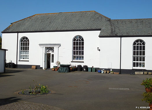 Friends Meeting House (Quakers), Topsham, Exeter, Devon