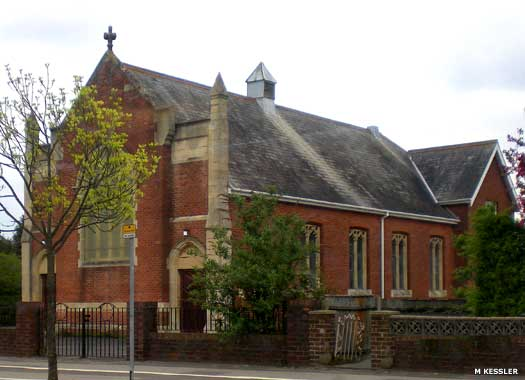 Newtown Methodist Church