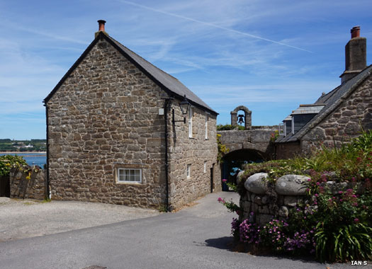 St Maudut's Old Chapel, Hugh Town, St Mary's Isle, Isles of Scilly