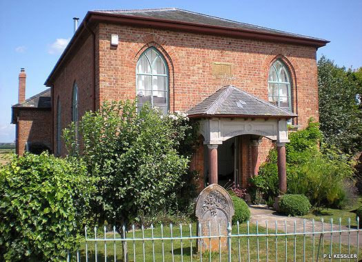 Ebenezer Baptist Chapel, Burrowbridge, Somerset