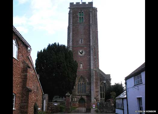 The Parish Church of St Mary the Virgin, Cannington