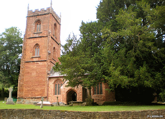 Church of St Peter & St Paul, Combe Florey, Somerset