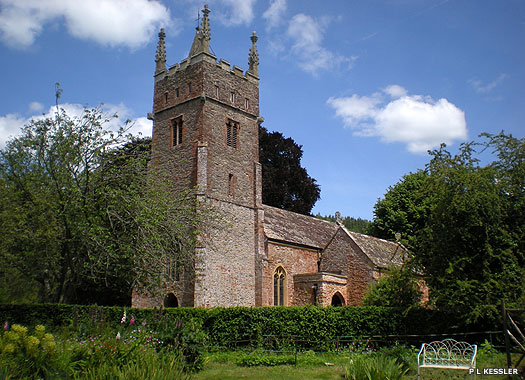 Church of St Thomas of Canterbury, Cothelstone, Somerset