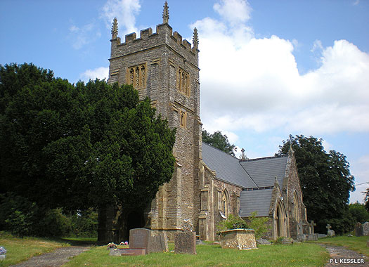 Church of St John the Baptist, Durston, Somerset