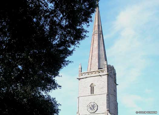 St Mary the Virgin, East Brent