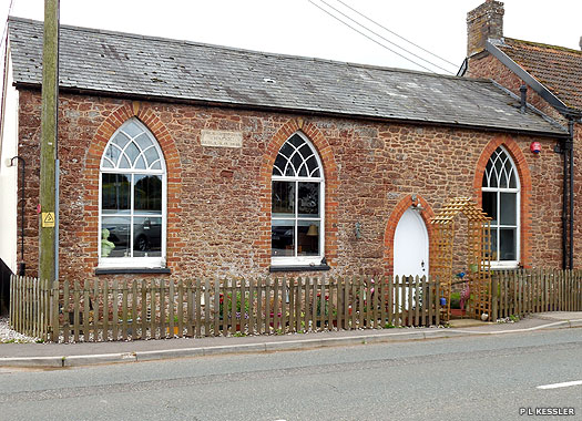 Hillcommon Bible Christian Chapel, Hillcommon, Somerset
