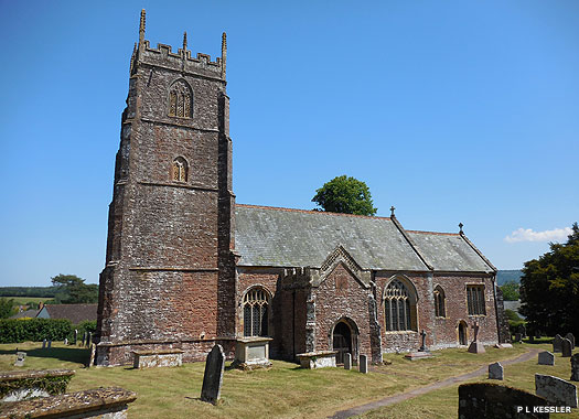 Church of St Lawrence, Lydeard St Lawrence, Somerset