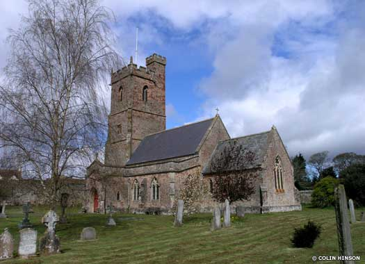 St Mary's Church, Nether Stowey