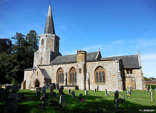 Church of St Andrew & St Mary, Pitminster, Somerset