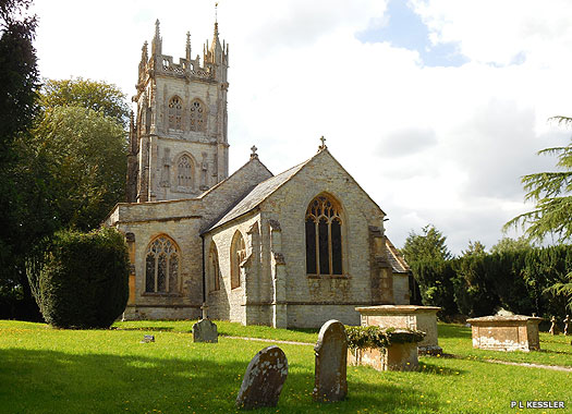 Church of St Peter, Staple Fitzpaine, Somerset