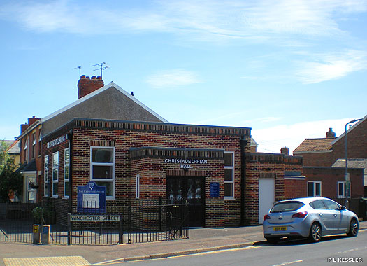 Christadelphian Hall, Taunton, Somerset