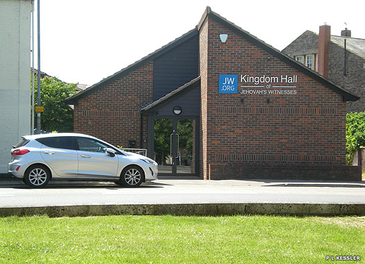 Kingdom Hall of Jehovah's Witness, Taunton, Somerset